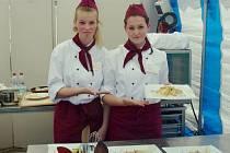 Žákyně choceňské školy uspěly na Gastroslavnostech.