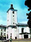 Kostel sv. Václava v Lanškrouně