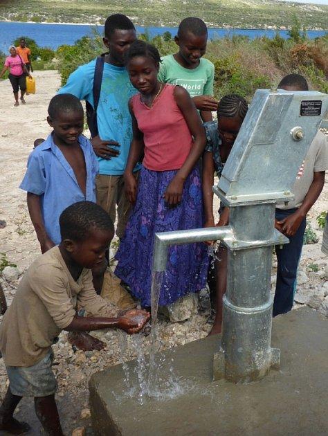 Zprojektu Praga-Haiti.