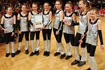 Taneční škola uspěla na soutěži Hronovské jablíčko.