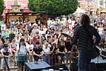 Město v pohybu nabídlo streetbal, outdoorové aktivity i Kahovce