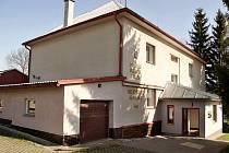 Budova bývalé finanční stráže v Horní Lipce.