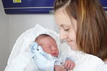 Tobias Malík těší od 21. ledna od 0.57 hodin rodiče Nikolu a Lukáše z Liberku, kde se na něj těší i sestra Sofie. Chlapeček vážil 3,190 kg.