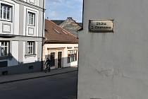 Ulička Járy Cimrmana