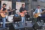 Město v pohybu nabídlo Fit rodinu, Alou Vivat i Yo Yo Band
