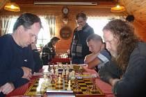 Z šachového klání Ústí A - Velké Losiny.
