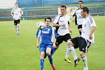 FK Náchod – Jiskra Ústí nad Orlicí  1:6 (0:1).