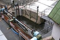 Vodní elektrárna v Liticích nad Orlicí oslavila osmdesátku.