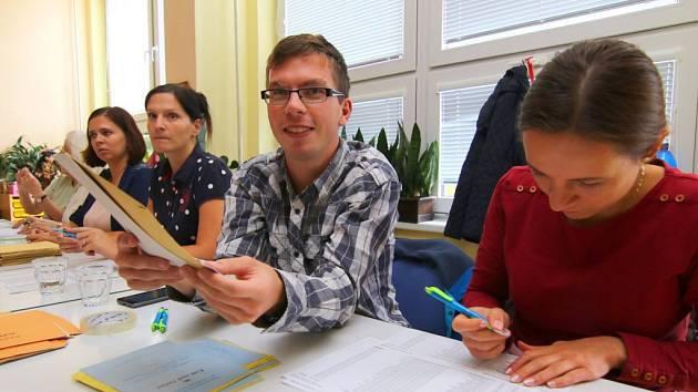 Volby do krajského zastupitelstva a Senátu v Ústí nad Orlicí.