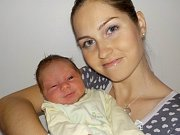 Vojta Škeřík je prvorozený syn Lucie a Romana z České Třebové. Světlo světa poprvé spatřil dne 21. 10. v 18.45 hodin a při narození vážil 3440 g.
