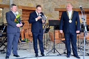 Cenu města Letohradu dostali dva Václavové: moderátor a imitátor.