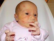 Kateřina Rulová je po Davidovi a Josefovi první holčička Aleny a Petra z Ústí nad Orlicí. Na svět přišla s váhou 2540 g dne 11. 1. v 16.40 hodin.