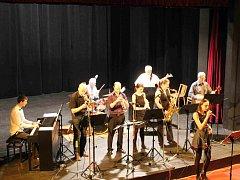 Koncert k nedožitým 90. narozeninám Milana Touška v Chocni.