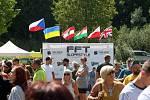 FFT Slopestyle 2018 v Ústí nad Orlicí.