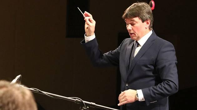 Ústecký dechový orchestr oslavil jedenácté výročí.