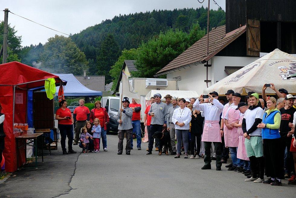 11. ročník Gulášfestu v Přívratu.