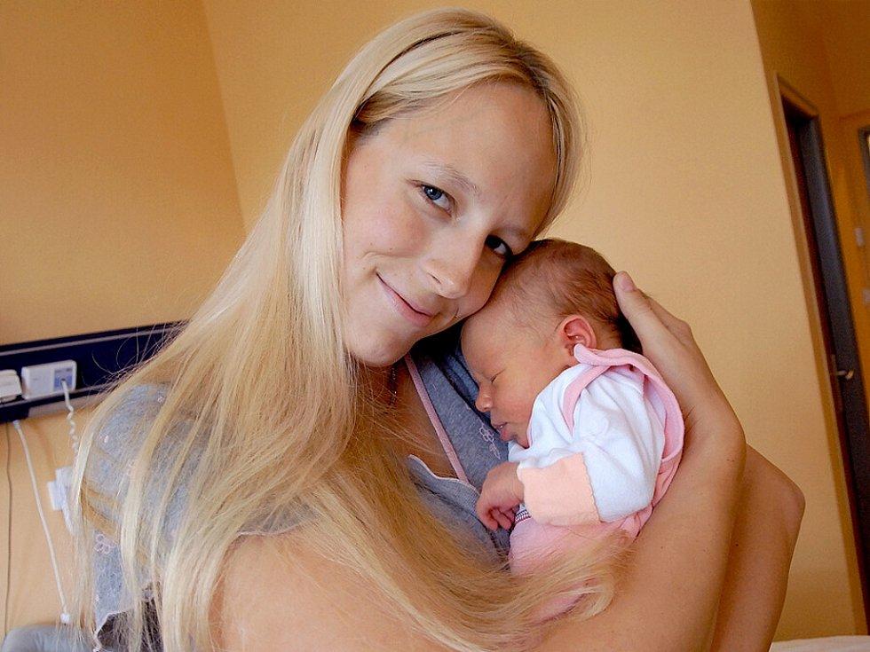 Johana Blaško, takové jméno vybrali pro první dítě Hana a Jan Blaškovi z Ústí nad Orlicí. Holčička se jim narodila 5. července ve 22.45 s hmotností 3,5 kg.