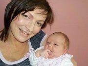 Anna Marie Stránská se narodila s váhou 4030 g Lence a Petrovi z Ústí nad Orlicí dne 21. 10. v 8.22 hodin. Těší se na ni sourozenci Adéla, Pavel, Adam, Petr a Antonín.