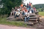 Letní jazykový tábor zvaný English camp již popáté připravila jednota bratrská z Ústí nad Orlicí ve spolupráci se zahraničními partnery.