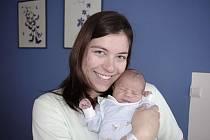 Vilém Kříž je druhou radostí Alexandry Chaloupkové a Jaroslava Kříže z Lukové, kde má sourozence Jarouška. Narodil se 25. 11. ve 14.16 hodin s váhou 3,45 kg.