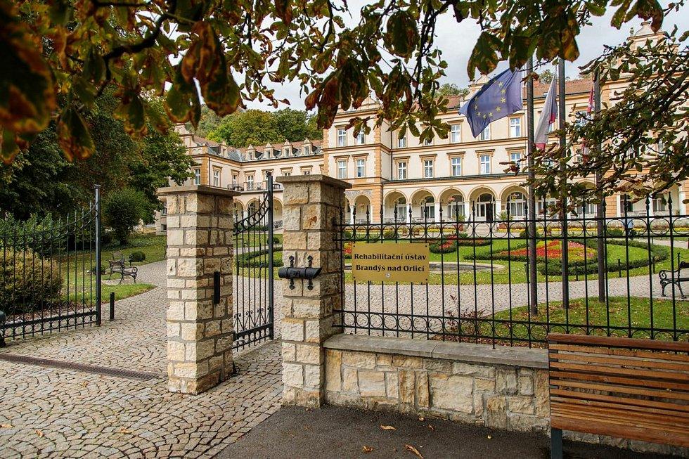 Rehabilitační ústav Brandýs nad Orlicí. FOTO: RÚ Brandýs nad Orlicí