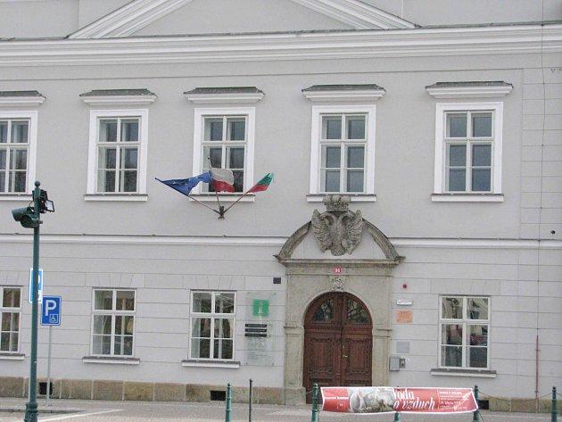 Muzeum karosářství ve Vysokém Mýtě.