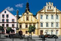 Náměstí v České Třebové