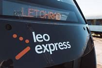 Leo Express se po výluce vrací na tratě v kraji