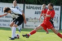 Přestože si v utkání s Pardubicemi vytvořili fotbalisté Ústí nad Orlicí několik gólových příležitostí, nakonec odjeli domů poraženi.