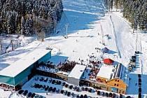 Skiareál Buková hora. Ilustrační foto