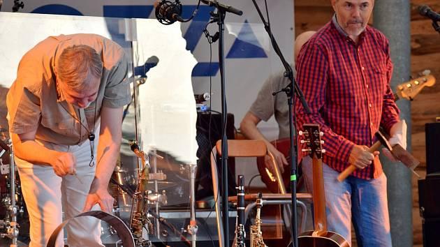 Mezinárodní hudební festival zahájili Bratři Ebenové.