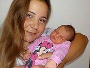 Tereza Pávková je prvorozené dítě Denisy Dostálové a Miroslava Pávka z Ústí nad Orlicí. Narodila se 22. 6. v 16.25 hodin a vážila 2870 g.
