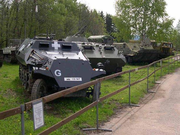 Vojenské muzeum Králíky zahajuje sezonu.