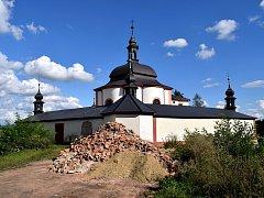 Kaple sv. Jana Nepomuckého v Letohradě má má být unikátním muzeem.
