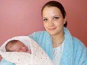 Petr Jireček narozen 24. 2. v 18.55 hodin Petře Jindrové a Pavlovi Jirečkovi bude doma v Pohodlí u Litomyšle.