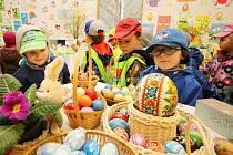 Velikonoční výstava v Galerii pod radnicí.