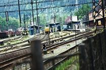 Železniční nádraží Česká Třebová