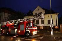 Stacionář v Ústí nad Orlicí byl evakuován - cvičně.