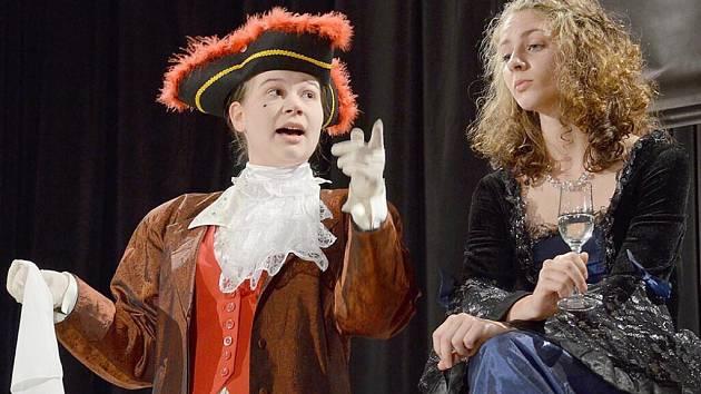 Lucerna v podání divadelního souboru Škeble.