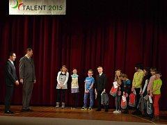 V Žamberku ocenili talentované děti a mládež.