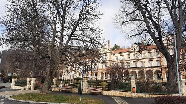 Rehabilitační ústav v Brandýse nad Orlicí