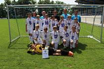Okresní fotbalový svaz Ústí nad Orlicí se poprvé v historii stal mistrem České republiky kategorie U12.