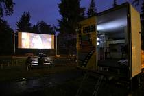 Letní kino v Ústí nad Orlicí
