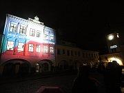100 let republiky v Ústí nad Orlicí.