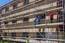 SOU opravárenské v Králíkách prochází rozsáhlou rekonstrukcí.