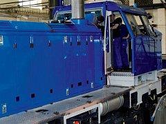 První lokomotiva se k finskému zákazníkovi vydá už po prázdninách.