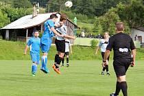 SOUBOJ fotbalistů Jiskry 2008 a Jablonného nad Orlicí vyzněl po výsledku 4:0 pro domácí tým.