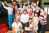 Rodinná firma pomůže jiné rodině.
