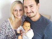 Nela Poláková je prvorozená holčička Terezy a Michala z Kostelce nad Orlicí. Světlo světa spatřila dne 6. 10. v 12.50 hodin a při narození vážila 3318 g.