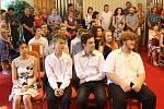 Mezinárodní Cambridge English zkoušky pro nerodilé mluvčí úspěšně v Ústí nad Orlicí složilo 41 studentů.